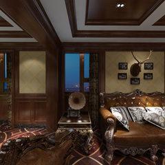 书房-望美98系列铝包木窗