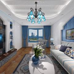 客厅-望美88系列铝包木窗