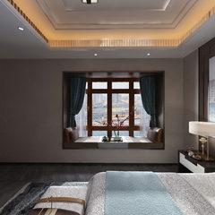 卧室-望美88系列铝包木窗